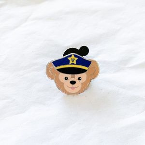 Disney Captain Duffy Pin